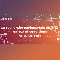 La recherche partenariale en SHS